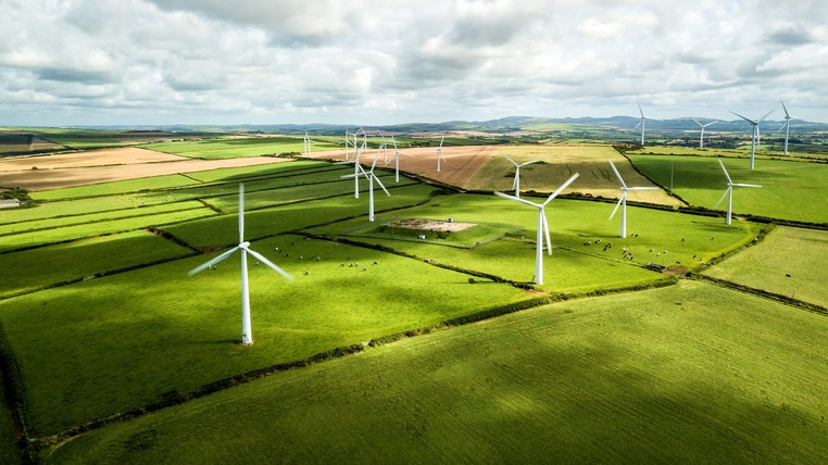 National Grid ESO - Codes - Wind turbine fields in Cornwall -