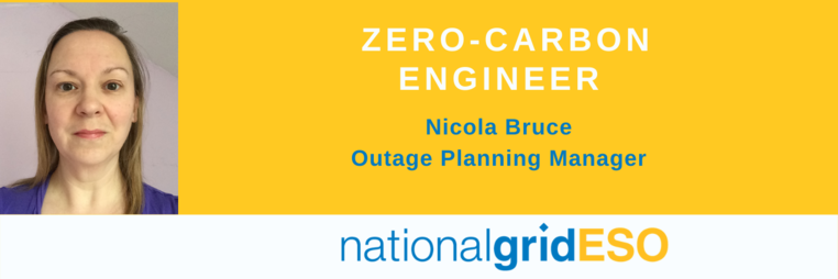 National Grid ESO - outage planning manager