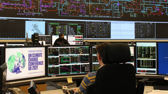 National Grid ESO - control room engineer COP image