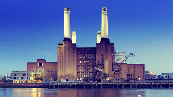 National Grid ESO - Battersea power station