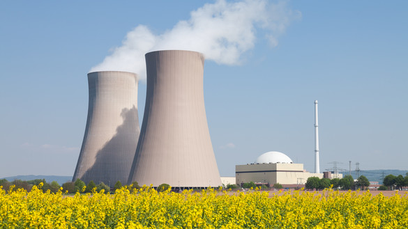 National Grid ESO - nuclear power plant