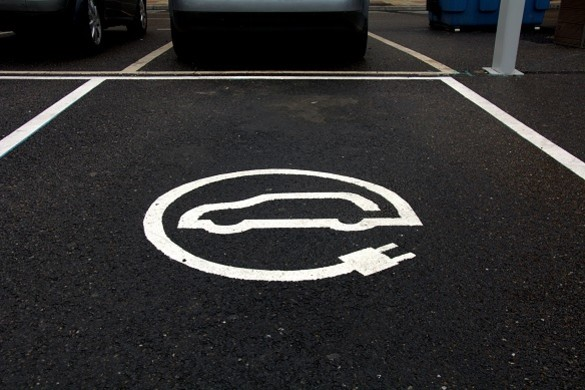 National Grid ESO - electric car charging times - electric car charge point